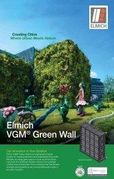 Elmich VGM® Green Wall