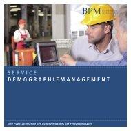 Demographiemanagement - APRIORI - business solutions AG