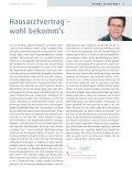 Tag der ambulanten Medizin: Werbung für die Praxen - Seite 3