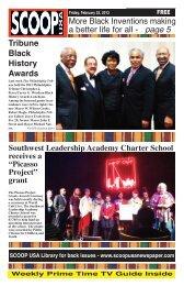 February 22, 2013 - Scoop USA Newspaper
