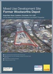Download the details (PDF) - ADAPT Properties