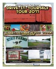 Drive-It-Yourself Tour 2011 Drive-It-Yourself Tour 2011 - Ohio Farm ...