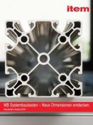 MB Systembaukasten – Neue Dimensionen ... - Haberkorn Ulmer