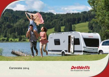 Katalog Caravans 2014 - Dethleffs