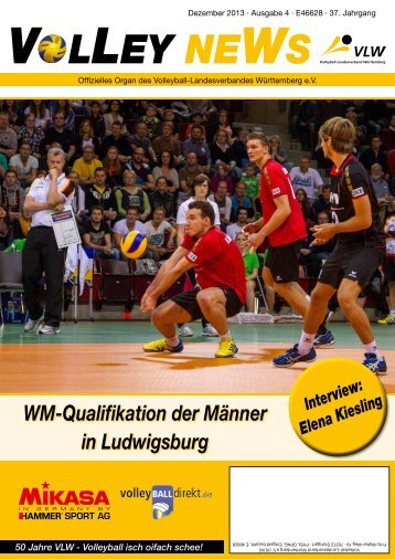 VOLLEY NEWS - Volleyball Landesverband Württemberg