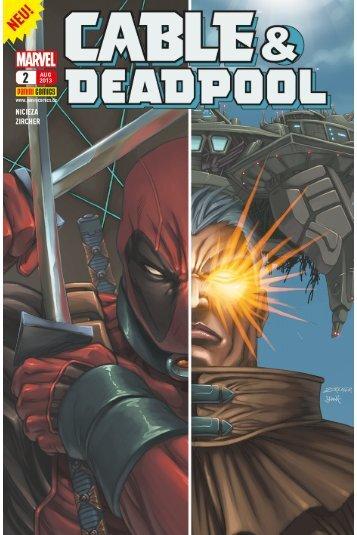Cable & Deadpool 2