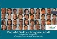 Die JuMuW-Forschungswerkstatt - WordPress – www.wordpress.com