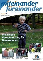 Mitgliederzeitschrift als PDF-Datei ansehen - Hamborner-Woge