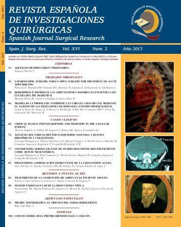 Vol.XVII. Num 12. Year 2013. Download PDF - Revista Española de ...
