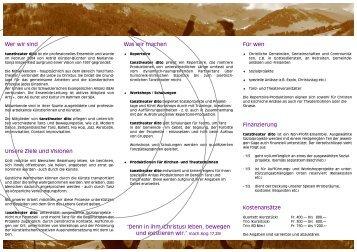 click für pdf Broschüre zum Ausdrucken - tanztheater dito