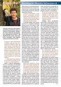 2010. december, 1. évfolyam, 1. szám - Sződliget - Page 5
