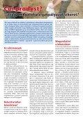 2010. december, 1. évfolyam, 1. szám - Sződliget - Page 6