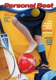 Issue 4 - Summer 2005 - Park House School