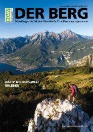DER BERG Sonderausgabe 2012 - Deutscher Alpenverein