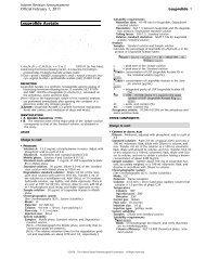 Leuprolide Acetate - US Pharmacopeial Convention