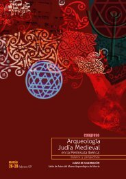 Congreso Arqueología Judía Medieval en la - Luces de Sefarad