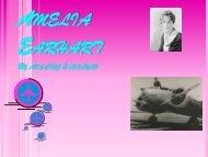Amelia Earhart By Aisling & Alanah