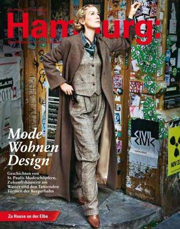 Mode Wohnen Design - Hamburg Ahoi