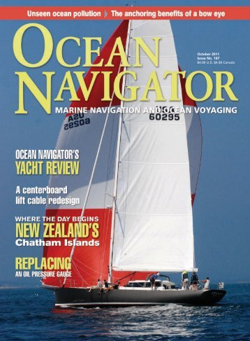 October 2011 Issue No. 197 - Navigator Publishing