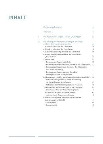 Download Inhaltsverzeichnis - Enzyklopaedia Aesthetica