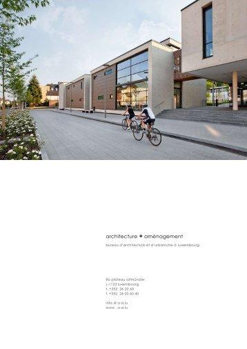 portfolio de références - bertrand schmit