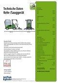 Kehr-/Sauggerät - Nilfisk-Egholm - Seite 4