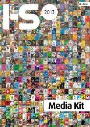 I-S MagazIne Media kit 2013 1 - Asia City Media Group