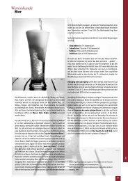 Katalog Bier - Wein Compagny Wein
