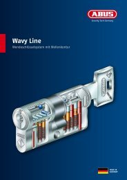 System Wavy Line - Abus