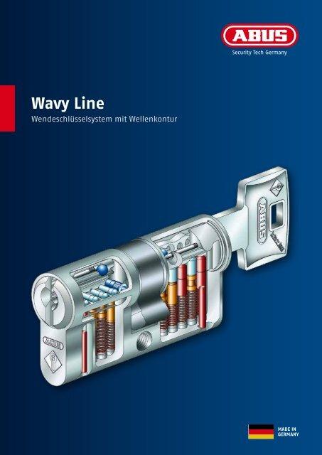 System Wavy Line - Abus