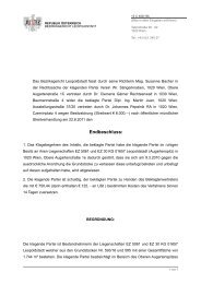 Endbeschluss: - WordPress – www.wordpress.com