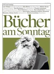 Das Haus Nire - Neue Zürcher Zeitung