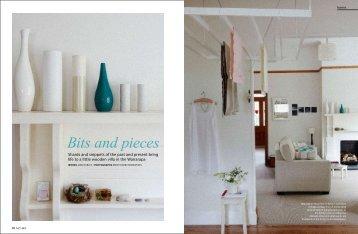 Bits and pieces - Agnes Coy