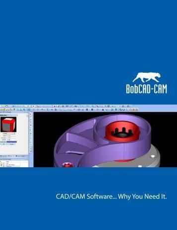 CNC-Software-WhyYouNeedIt - BobCAD-CAM