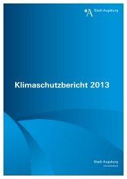 Klimaschutzbericht 2013, CO2-Bilanz und Indikatoren - Klimaretter ...