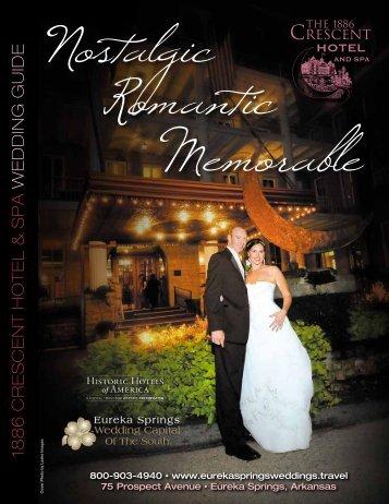 View our Wedding Guide - Eureka Springs Weddings