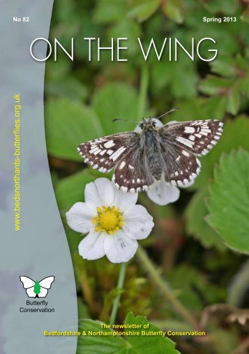 Spring 2013 Newsletter - Butterfly Conservation