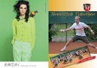 Tennisclub Tubingen . . - TC Tübingen