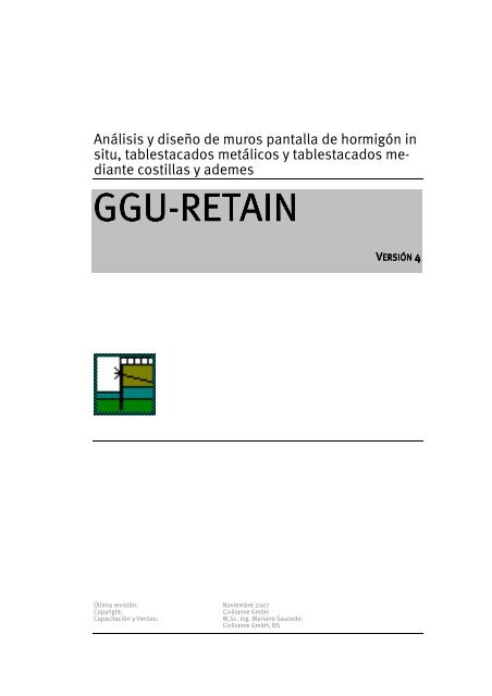 Ggu Retain Index Of Ggu Software
