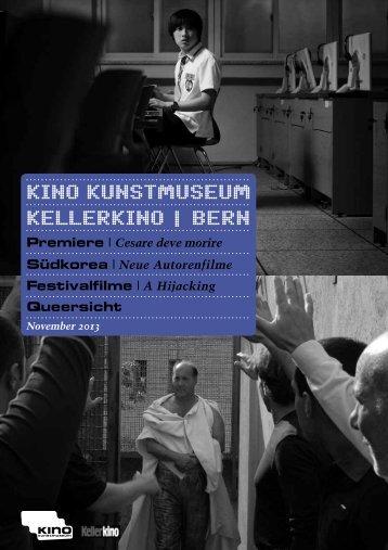 Programm Bern - Kulturelle Gesellschaft Republik Korea - Schweiz