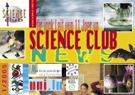 4 Euro - Science Club