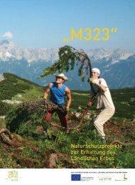 M323: Naturschutzprojekte zur Erhaltung des ... - Netzwerk Land