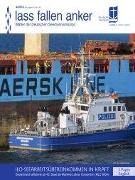 S. 12 für alle, die es interessiert - Deutsche Seemannsmission ...