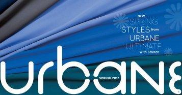 SPRING STYLESfrom UrbanE UltImate - Urbane Scrubs