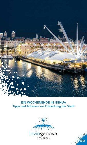EIN WOCHENENDE IN GENUA - Genova