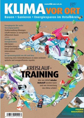 Zeitschrift Klima vor Ort - 3 Ausgabe Mai 2013 (5.9 MB ... - EKO