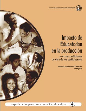 facilitadores - Improving Educational Quality (IEQ)
