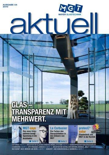 MGT Mayer Glastechnik - koller   feurstein ist ein auf ...