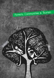 Forest,communities and Tourism - Equitable Tourism Options