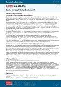 Technisches Merkblatt - Weiss Chemie und Technik GmbH & Co. KG - Seite 2